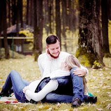 Wedding photographer Darya Baeva (dashuulikk). Photo of 25.10.2016