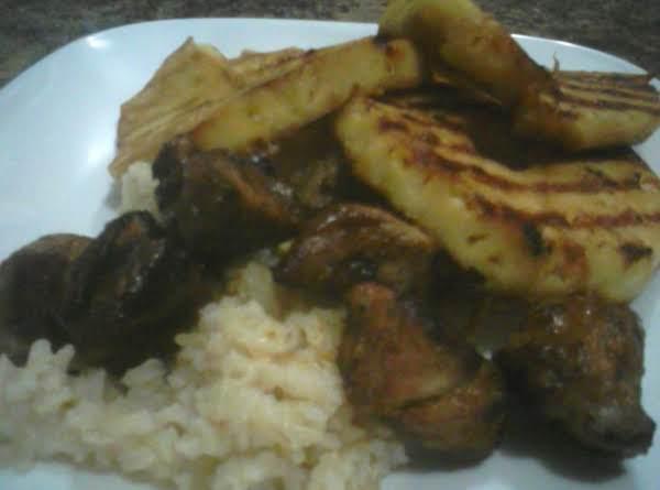 Drunken Pineapple And Polynesian Pork Recipe