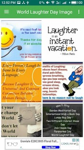 World Laughter Day 2018 - náhled