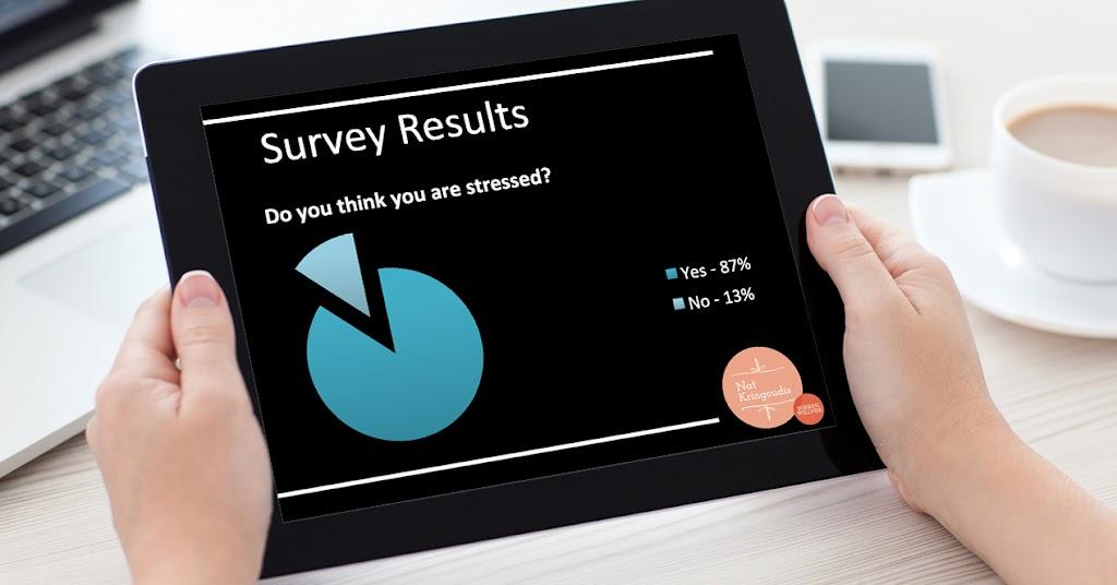 Debunking stress info kit
