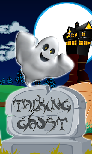 Talking Ghost 1.8 screenshots 1