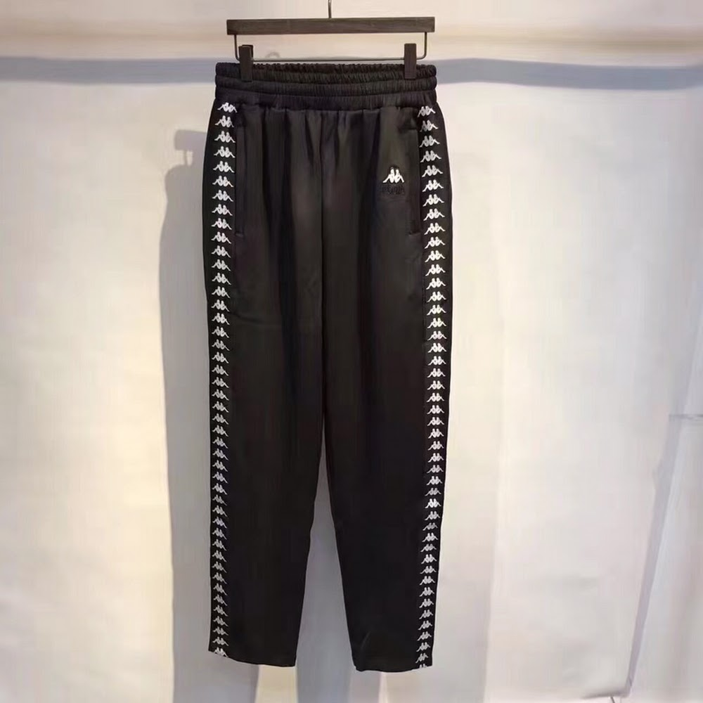 GOSH KAP SWEATPANTS BLK