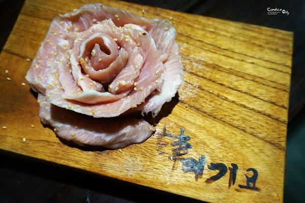 《東區》韓老二韓國燒肉 最愛美味烤蛋!熱門排隊店
