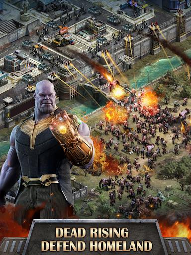 Mutants War: Heroes vs Zombies MMOSLG apktram screenshots 13