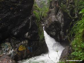 Photo: Arshan waterfall: TAG!