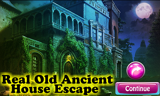 Real Old Ancient House Escape - náhled
