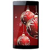 Winter Holidays live wallpaper