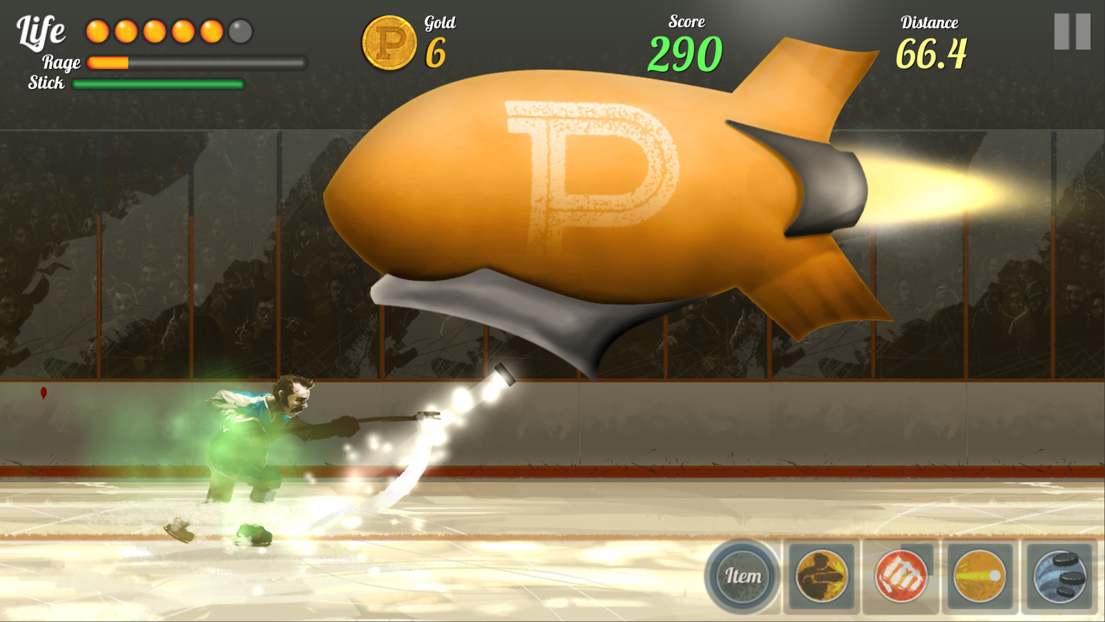 Super Puck Jam- screenshot