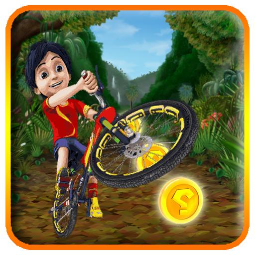 Shiva and super bike