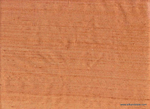 Photo: 100% Handloom Dupioni Silk - H/L 216