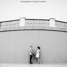 Wedding photographer Sergey Korobkin (Skorobkin). Photo of 29.08.2018