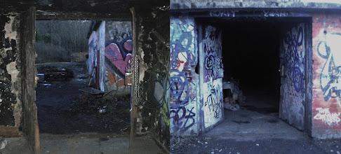 Photo: Barnton Bunker, Corstorphine HIll, Edinburgh