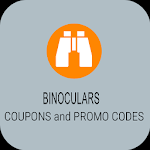Binoculars Coupons - Im In Icon