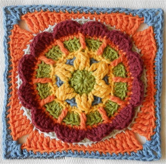 Circles of the Sun Block 7