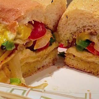 Amazing Southwest Cilantro Lime Mango Grilled Chicken Sandwiches.