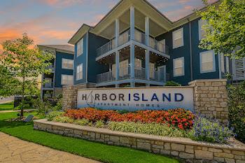 Go to Harbor Island Apartments website