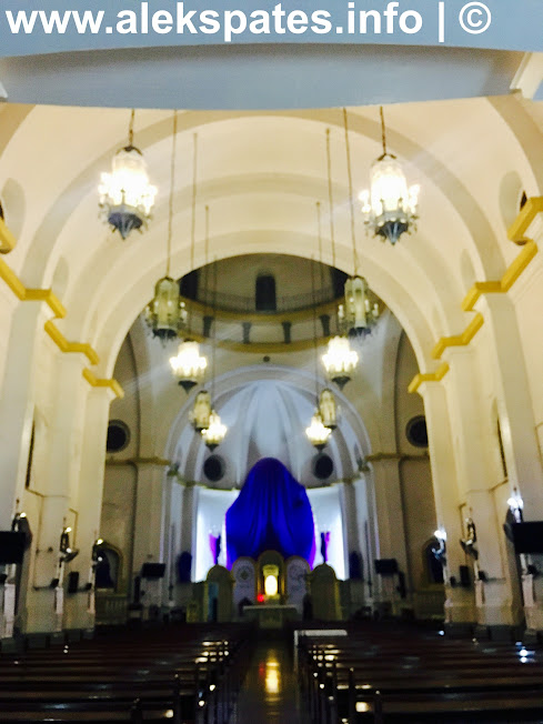 Visita Iglesia, Visita Iglesia 2017, Saint Vincent De Paul Parish, Adamson Church