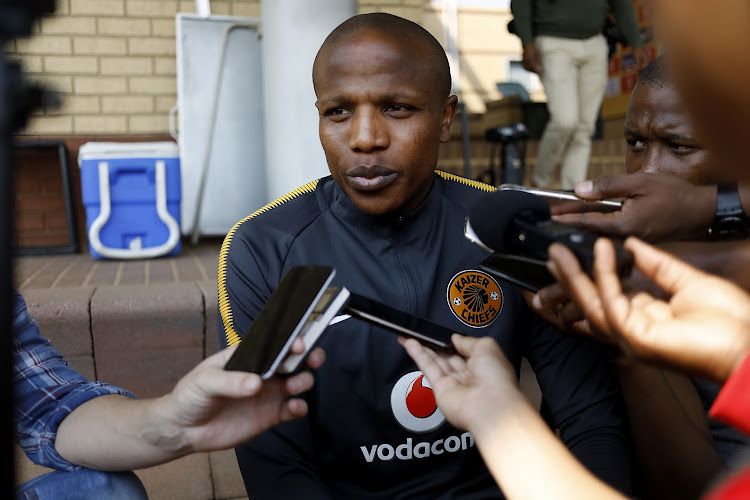 Newly signed Kaizer Chiefs attacking midfielder Lebogang Manyama says the experience he had during his short stint in the Turkish Super League will help him and his new club, the former Premier Soccer League Footballer of the Year told reporters before training at the club's training base in Naturena, south of Johannesburg, on Thursday September 20 2018.