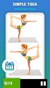 Yoga for Weight Loss – Daily Yoga Workout Plan 4