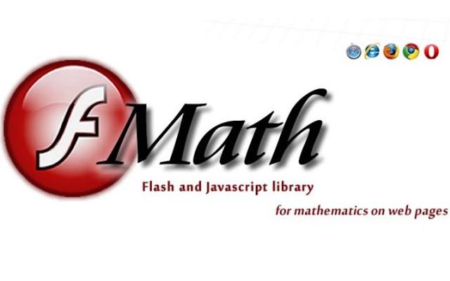 FMath 'HTML + MathML' Solution