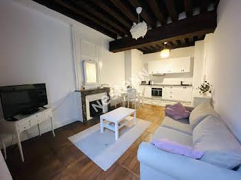 Appartement meublé 2 pièces 46,34 m2