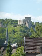 Photo: Le Chateau que l'on voit de partout.