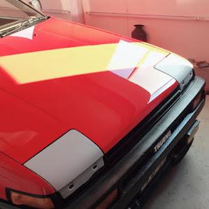 スプリンタートレノ AE86のカスタム事例画像 よっちゃんさんの2020年01月08日21:25の投稿