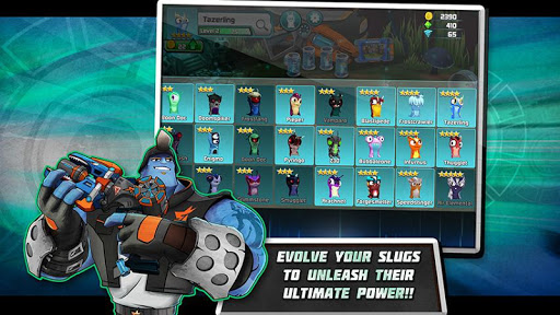 Slugterra: Slug it Out 2 2.6.0 screenshots 3