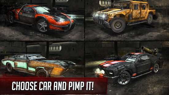 Death Race: Shooting Cars 1.0.7 (Mod Money) Apk + Data
