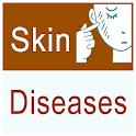 skin disease and treatment icon