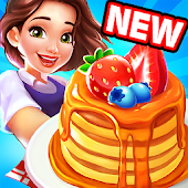 Cooking Rush - Chef's Fever Games icon