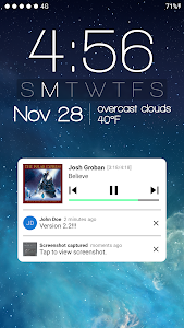 Notification Station for KLWP screenshot 1