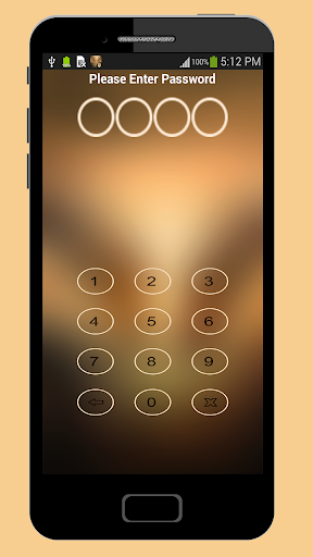 App Lock Theme Jungle
