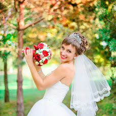 Wedding photographer Rita Koroleva (Mywe). Photo of 02.10.2015