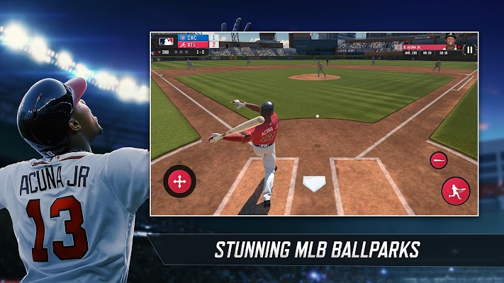 R.B.I. Baseball 19 Screenshot Image