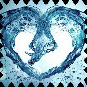 Aqua heart Live WP