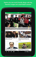 Screenshot of Radio Free Asia (RFA)