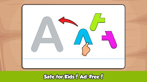 ABC Games - Letter Learning for Preschool Kids screenshots 5