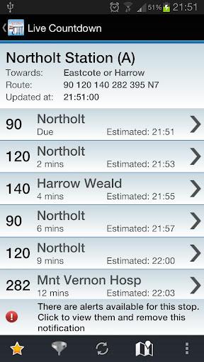 London Bus Tracker Pro 2 4 5 APK by AppEffectsUK Details