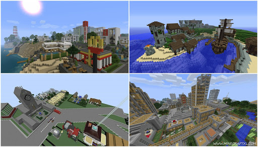 Top Maps for Minecraft PE