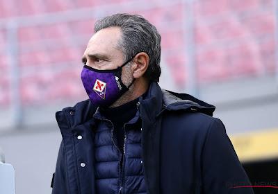 Serie A : un nouveau coach italien testé positif au Coronavirus
