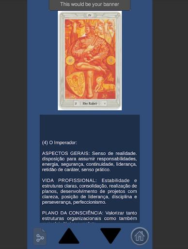 Tarot de Crowley screenshot 1