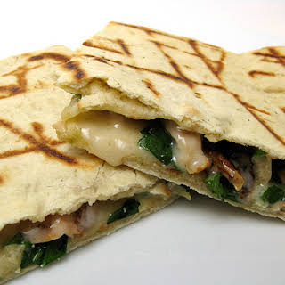 Flat Bread Sandwiches Recipes.