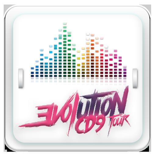 CD9 Evolution songs