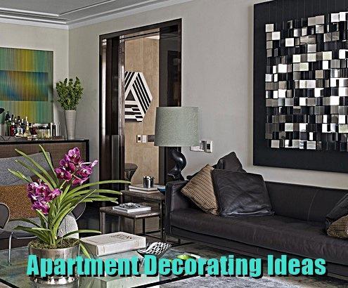 公寓裝飾的想法