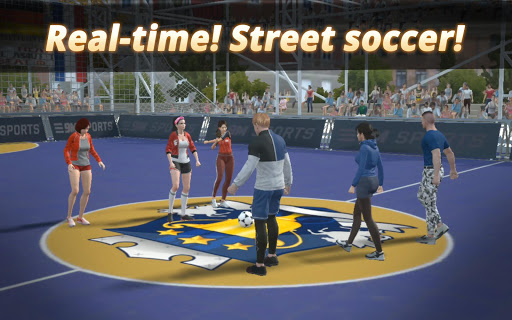 Extreme Football:3on3 Multiplayer Soccer 4673 screenshots 6