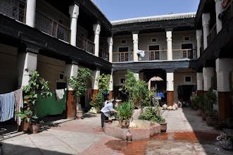 Photo: Marrakech : fondouq