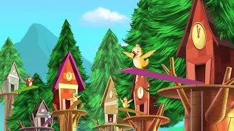 Dora in Clock Land