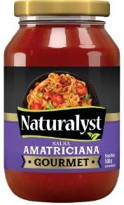 salsa naturalyst amatriciana 500gr