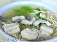 明發小吃部 嘉志魚麵